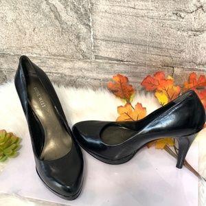 NINE WEST WOMENS ROCHA - BLACK PUMPS SIZE 8M